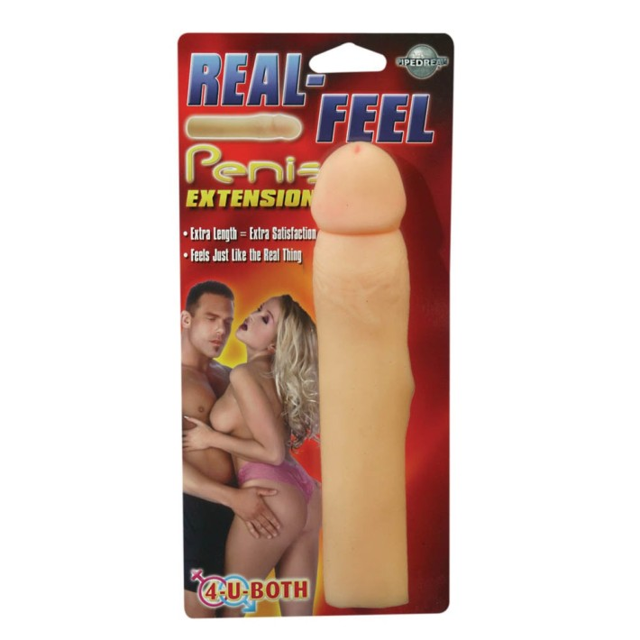 Manson Penis Real Feel Extension