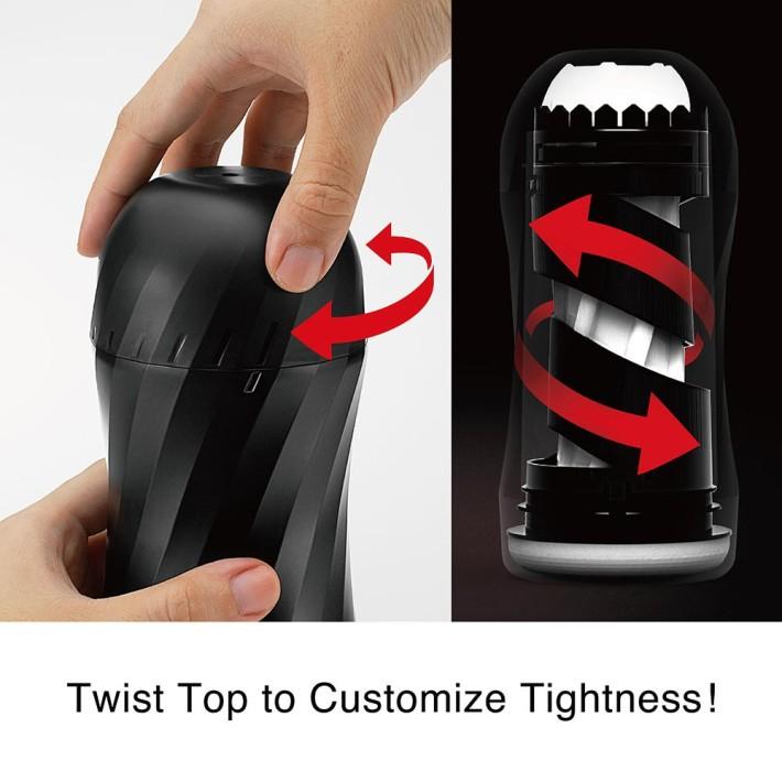 Masturbator Air-tech Twist Tickle