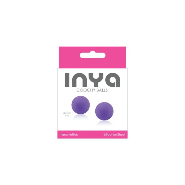 Bile Vaginale Inya Coochy Balls, Mov