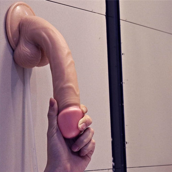 Dildo Ejaculator Squirt Extreme, Natural, 22.8 Cm