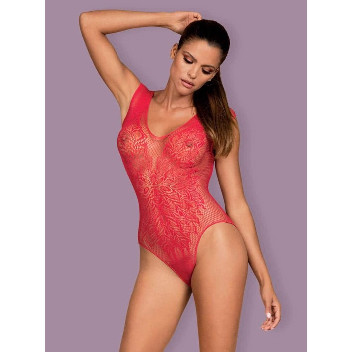 Body Sexy Tip Plasa, Rosu, S/m/l