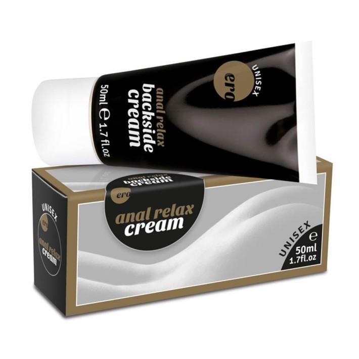 Lubrifiant/crema Relaxare Pentru Sex Anal, 50 Ml