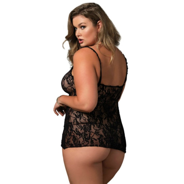Catsuit Leg Avenue Plus Size Xxl