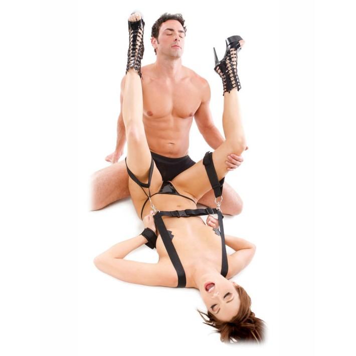 Ham Pentru Imobilizare Erotica Heavy Duty Position Master