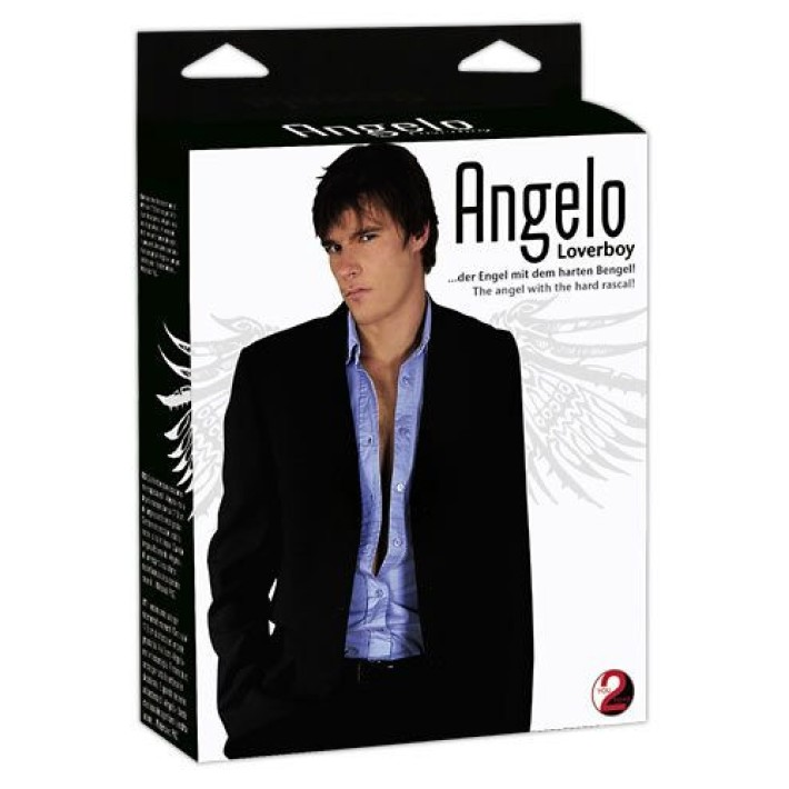 Papusa Gonflabila Angelo Loverboy