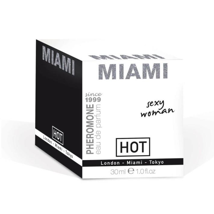 Parfum Cu Feromoni Miami Sexy Woman, 30 Ml