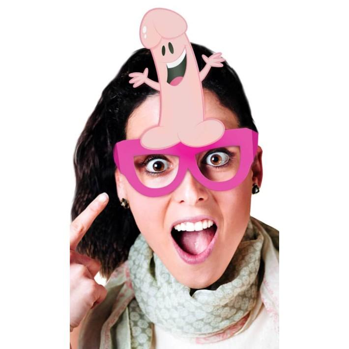Accesorii Petreceri Pentru Adulti (ochelari Amuzanti) 8 Bucati