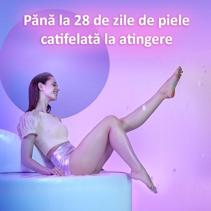 Benzi De Ceara Rece Veet Pentru Linia Bikinilor Si Axile, 16 Benzi