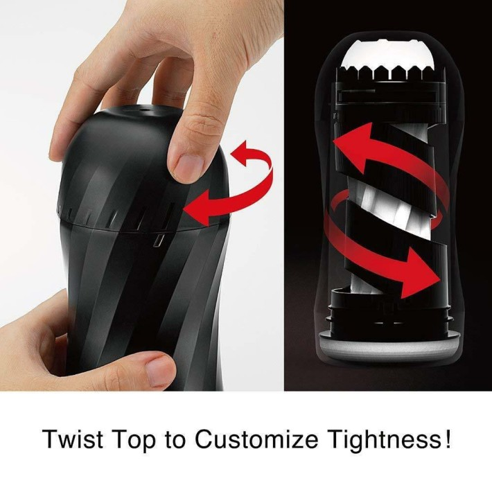 Masturbator Air-tech Twist Ripple
