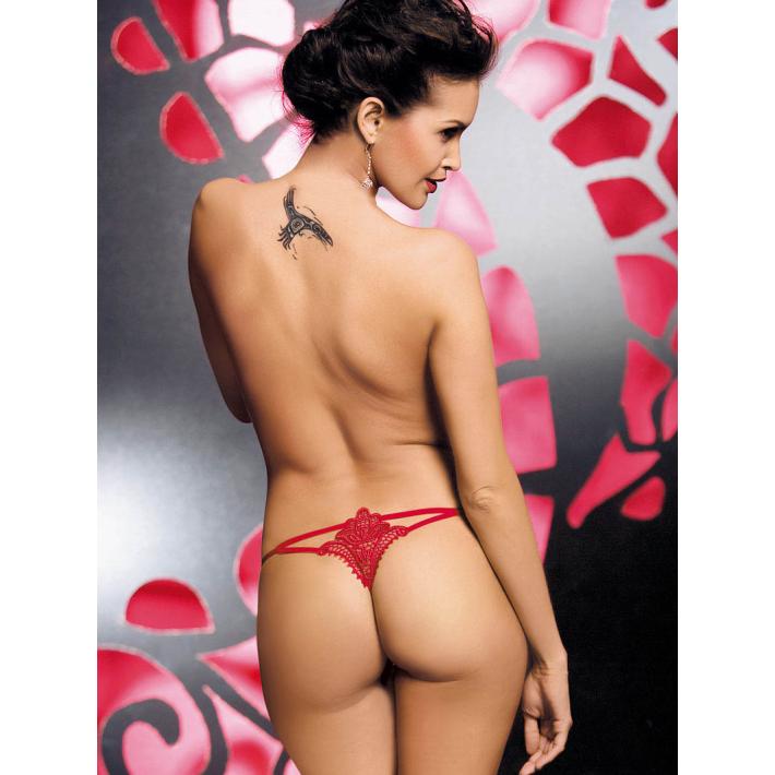 Chiloti Sexy Luiza, Rosu, S/m