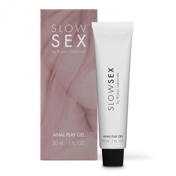 Lubrifiant Gel Anal Slow Sex, 30 Ml