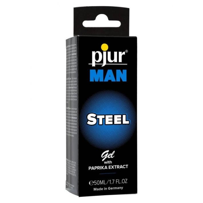 Gel Pentru Potenta Man Steel, 50 Ml