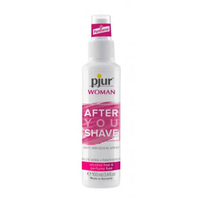 Spray Calmant Dupa Ras Pentru Femei After You Shave, 100 Ml