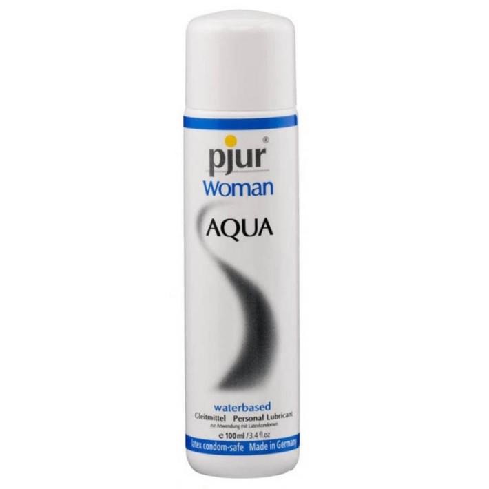 Lubrifiant Pe Baza De Apa Woman Aqua, 100 Ml