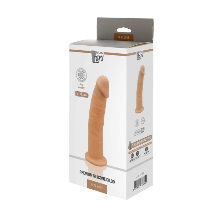 Dildo Clasic Dream Toys, Natural, 15 Cm