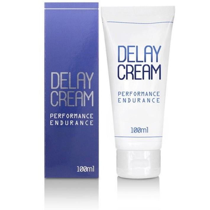 Crema Contra Ejacularii Precoce Cobeco Delay Cream, 20 Ml