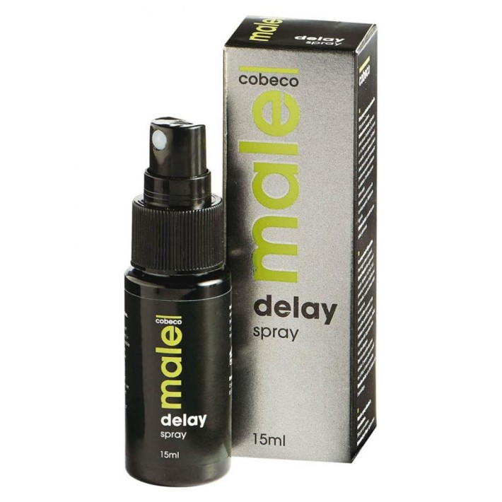 Spray Contra Ejacularii Precoce Male Delay, 15 Ml