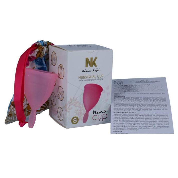 Cupa Menstruala Nina Cup Roz