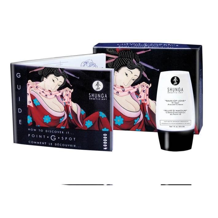 Crema Stimulare G-spot Rain Of Love, 30 Ml