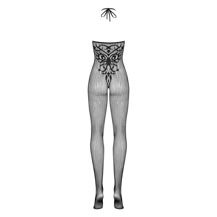 Catsuit / Body Stockings G308 - Negru S/m/l