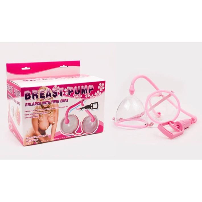 Pompa Pentru Sani Breast Pump Double Cups