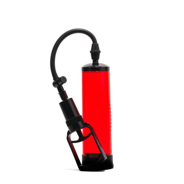 Pompa Penis Manuala, Rosu