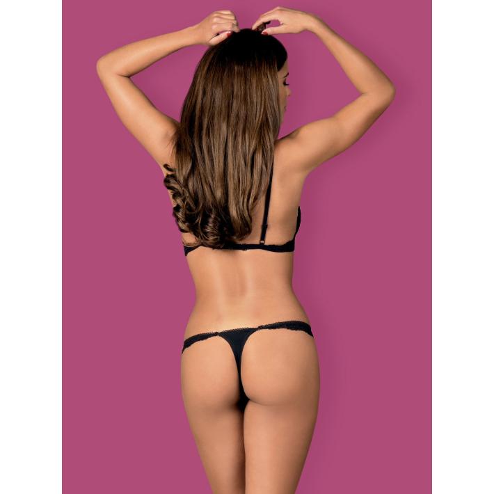 Set Sexy Arisha - Negru L/xl, S-m