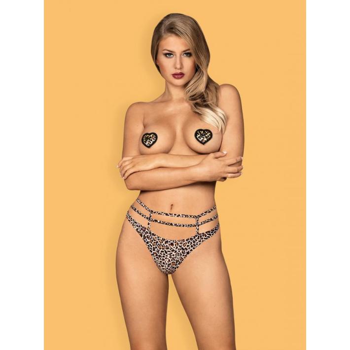 Accesoriu Selvy Nipple Covers - Bej,
