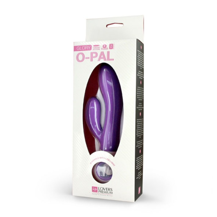 Vibrator Rabbit O-pal Lovers Premium