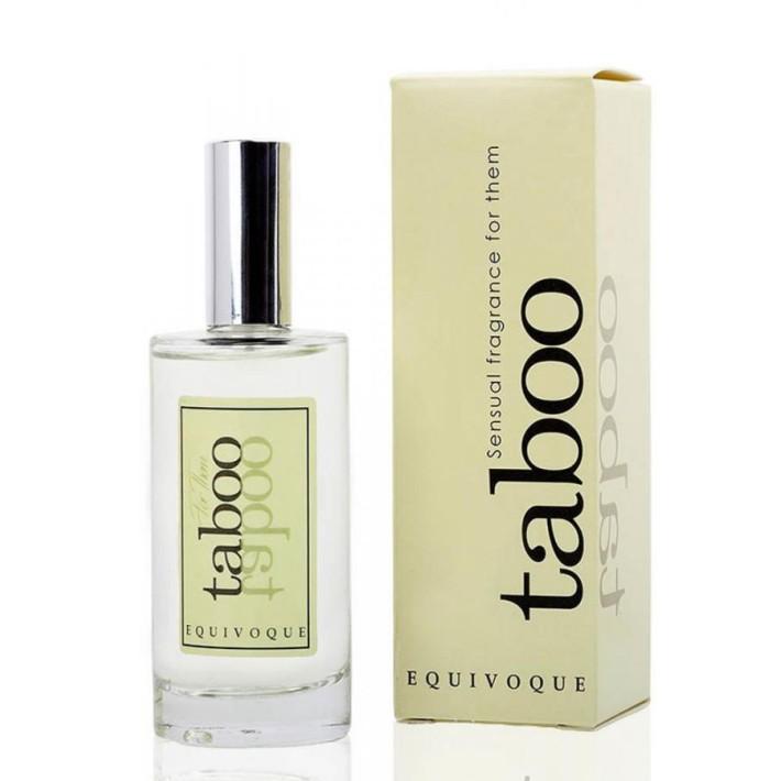Parfum Taboo Parfum Equivoque Unisex, 50 Ml