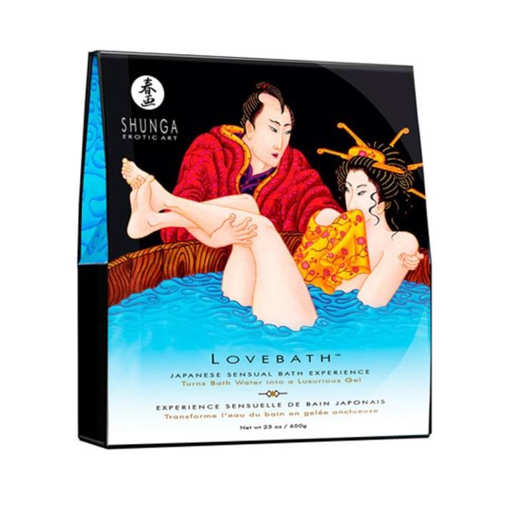 Gel De Baie Love Bath Ocean Fresh, 650 G