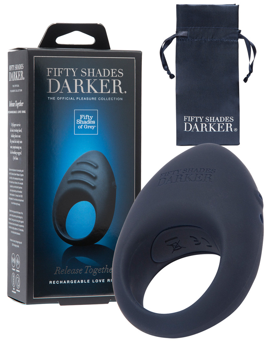 Inel Penis Cu Vibratii Release Together Fifty Shades Darker