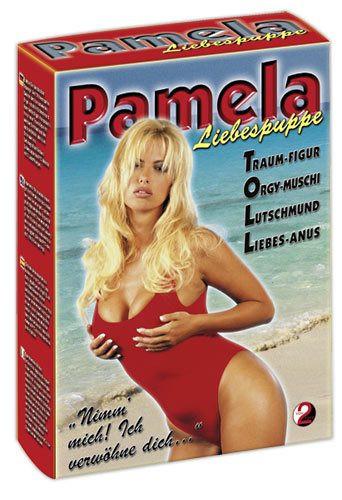 Papusa Gonflabila Pamela Love Doll