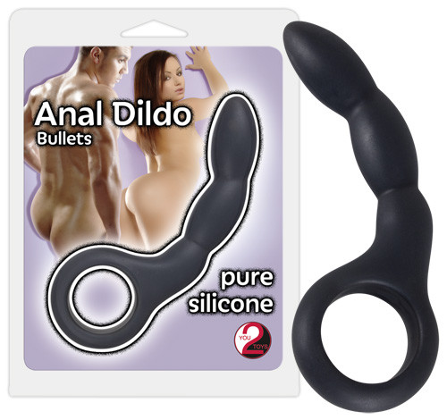 Dop Anal Dildo Bullets