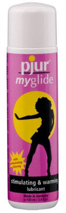 Lubrifiant Stimulant Cu Efect De Incalzire My Glide 100 Ml