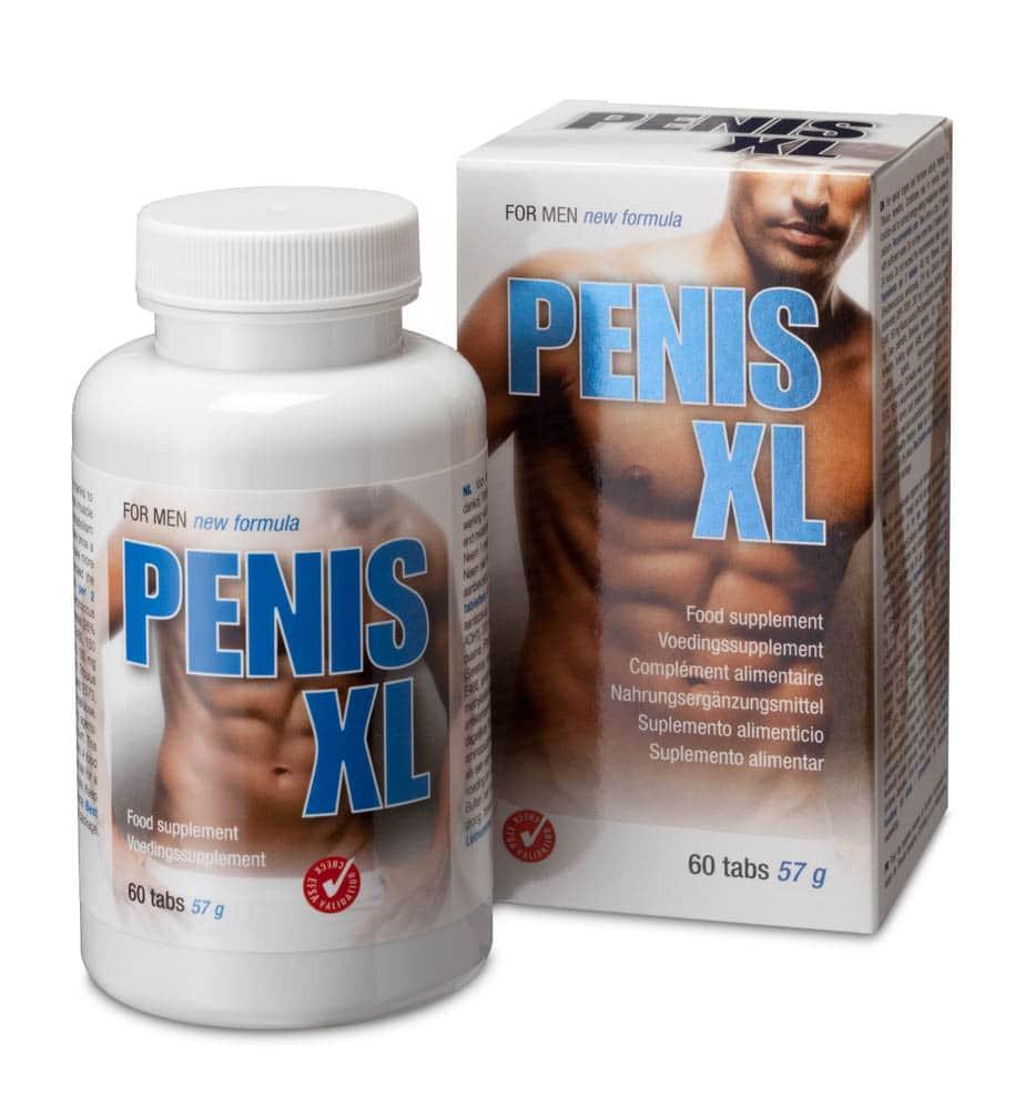 Tablete Pentru Marirea Penisului Penis Xl 60 Buc