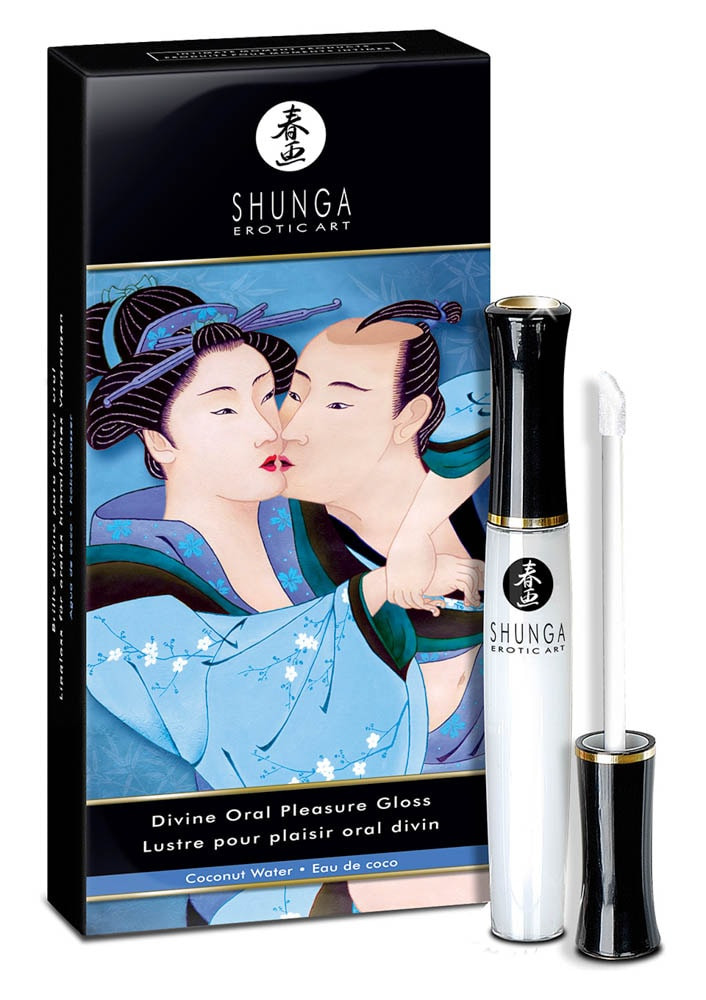Balsam De Buze Stimulant Divine Oral Pleasure Cocos 10 Ml