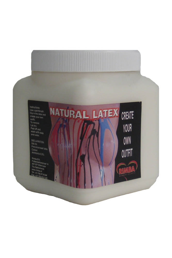 Lichid Transparent Latex