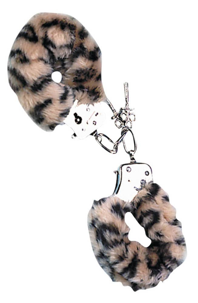 Catuse Cu Blanita Print Leopard