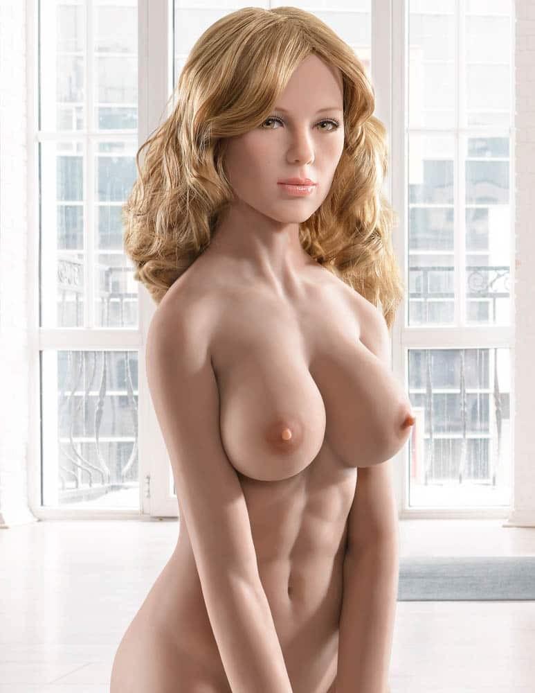 Papusa Sexy Super-realistica Mandy