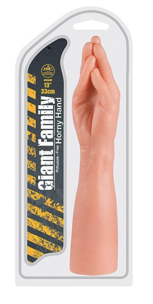 Dildo In Forma De Mana Horny Hand (fisting)