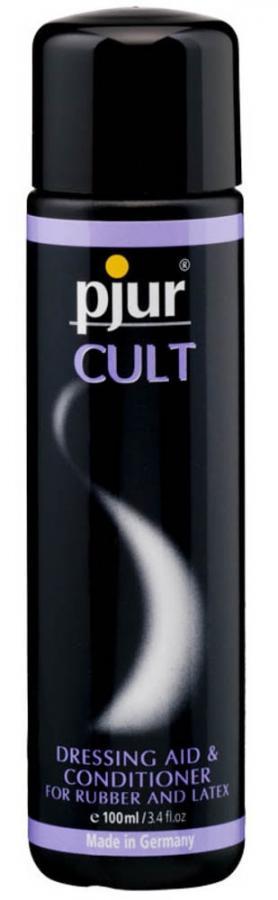 Solutie Pentru Ingrijire Latex&cauciuc Cult 100 Ml