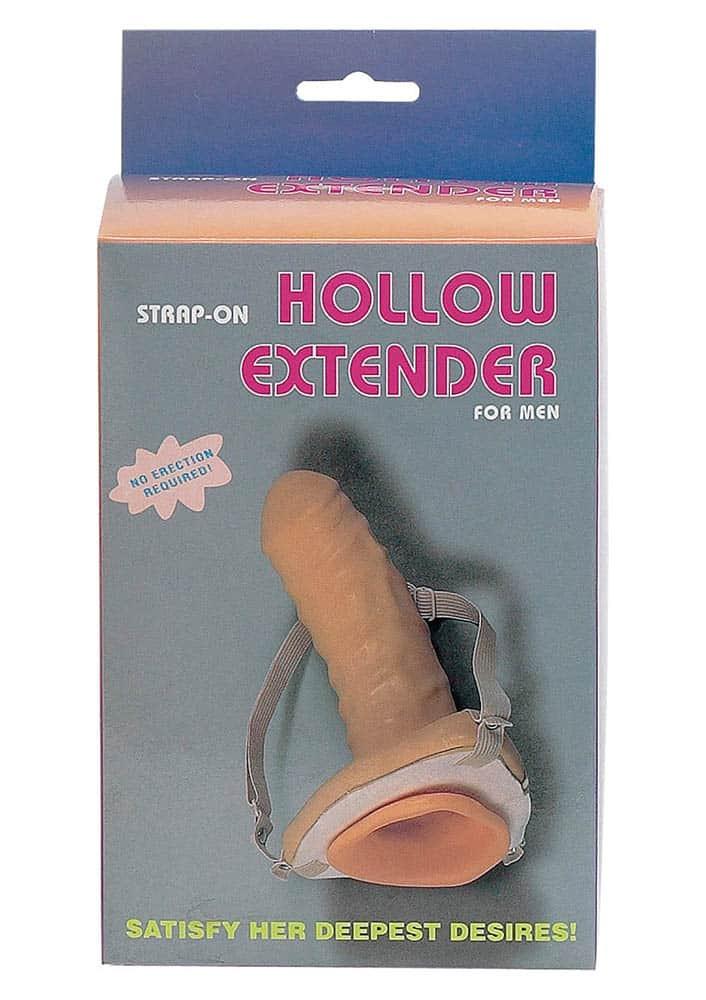 Strap-on/extensie Penis Extender 15cm
